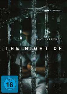 The Night of, 3 DVDs