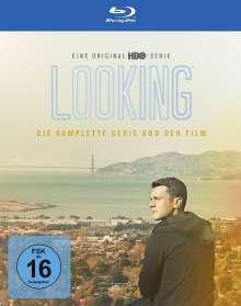 Looking (Komplette Serie & der Film) (Blu-ray), 5 Blu-ray Discs