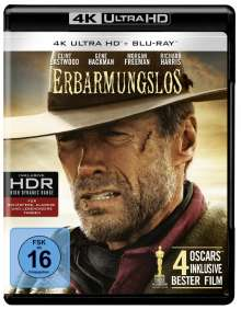 Erbarmungslos (Ultra HD Blu-ray & Blu-ray), Ultra HD Blu-ray