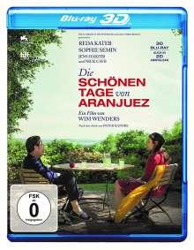 Die schönen Tage von Aranjuez (3D Blu-ray), Blu-ray Disc