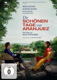 Die schönen Tage von Aranjuez, DVD