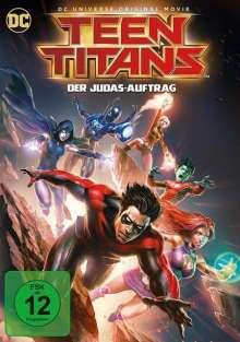 Teen Titans - Der Judas-Auftrag, DVD