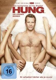 Hung Season 3 (finale Staffel), 2 DVDs