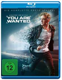 You are wanted Staffel 1 (Blu-ray), 2 Blu-ray Discs