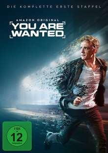 You are wanted Staffel 1, 2 DVDs