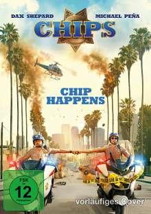 CHiPs, DVD