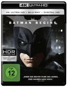 Batman Begins (Ultra HD Blu-ray & Blu-ray), Ultra HD Blu-ray