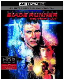 Blade Runner (Final Cut) (Ultra HD Blu-ray & Blu-ray), Ultra HD Blu-ray