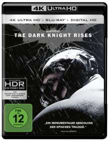 The Dark Knight Rises (Ultra HD Blu-ray & Blu-ray), Ultra HD Blu-ray