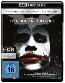 The Dark Knight (Ultra HD Blu-ray & Blu-ray), 2 Ultra HD Blu-rays