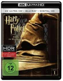 Harry Potter und der Stein der Weisen (Ultra HD Blu-ray & Blu-ray), Ultra HD Blu-ray