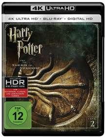 Harry Potter und die Kammer des Schreckens (Ultra HD Blu-ray & Blu-ray), 2 Ultra HD Blu-rays