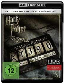 Harry Potter und der Gefangene von Askaban (Ultra HD Blu-ray & Blu-ray), Ultra HD Blu-ray