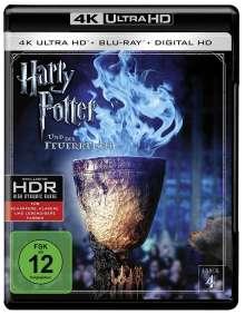 Harry Potter und der Feuerkelch (Ultra HD Blu-ray & Blu-ray), 1 Ultra HD Blu-ray und 1 Blu-ray Disc
