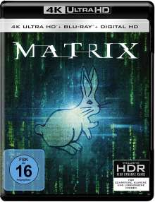 Matrix (Ultra HD Blu-ray & Blu-ray), 2 Ultra HD Blu-rays