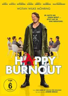 Happy Burnout, DVD