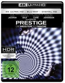 Prestige - Meister der Magie (Ultra HD Blu-ray & Blu-ray), Ultra HD Blu-ray