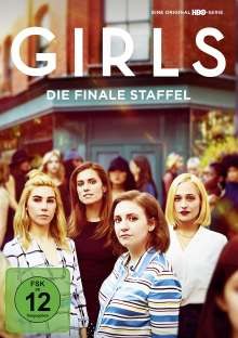 Girls Staffel 6 (finale Staffel), 2 DVDs