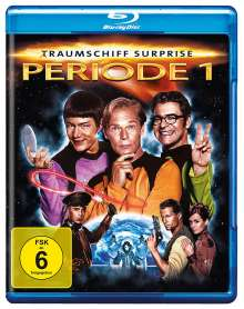 (T)Raumschiff Surprise - Periode 1 (Blu-ray), Blu-ray Disc