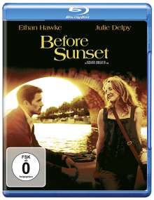 Before Sunset (Blu-ray), Blu-ray Disc