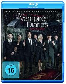 The Vampire Diaries Staffel 8 (finale Staffel) (Blu-ray), 3 Blu-ray Discs
