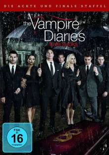 The Vampire Diaries Staffel 8 (finale Staffel), 3 DVDs