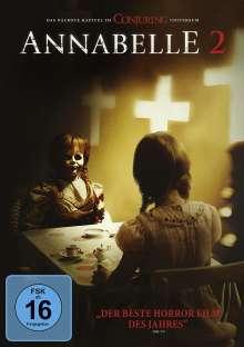 Annabelle 2, DVD
