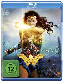 Wonder Woman (Blu-ray), Blu-ray Disc