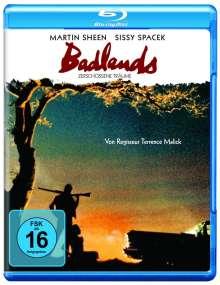 Badlands - Zerschossene Träume (Blu-ray), Blu-ray Disc