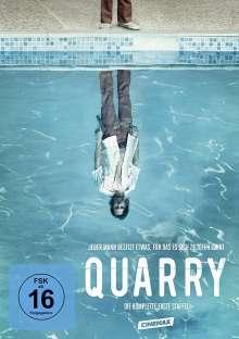 Quarry Staffel 1, 3 DVDs