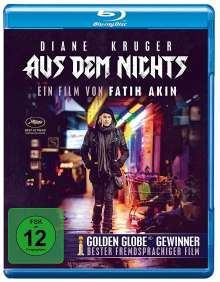 Aus dem Nichts (Blu-ray), Blu-ray Disc