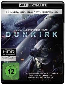 Dunkirk (2017) (Ultra HD Blu-ray & Blu-ray), Ultra HD Blu-ray