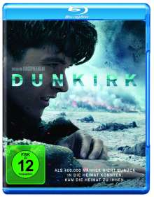 Dunkirk (2017) (Blu-ray), 2 Blu-ray Discs