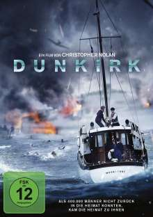 Dunkirk (2017), DVD