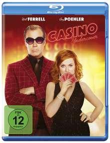 Casino Undercover (Blu-ray), Blu-ray Disc