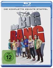 The Big Bang Theory Staffel 10 (Blu-ray), 2 Blu-ray Discs