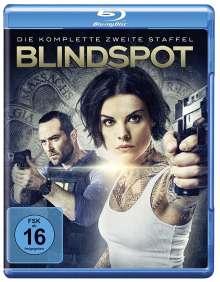 Blindspot Staffel 2 (Blu-ray), 4 Blu-ray Discs