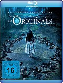 The Originals Staffel 4 (Blu-ray), 2 Blu-ray Discs