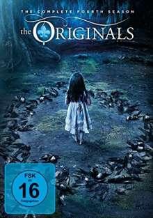 The Originals Staffel 4, 3 DVDs