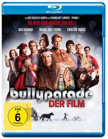 Bullyparade - Der Film (Blu-ray), Blu-ray Disc
