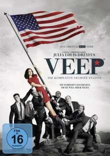 Veep Season 6, 2 DVDs