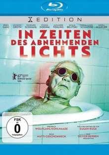 In Zeiten des abnehmenden Lichts (Blu-ray), Blu-ray Disc
