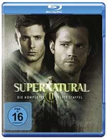 Supernatural Staffel 11 (Blu-ray), 4 Blu-ray Discs