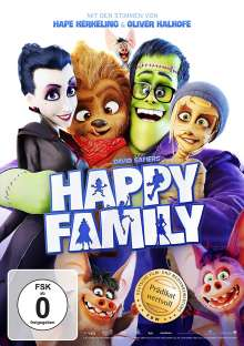 Happy Family, DVD