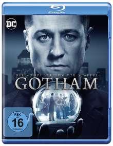 Gotham Staffel 3 (Blu-ray), 4 Blu-ray Discs