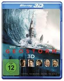 Geostorm (3D Blu-ray), Blu-ray Disc