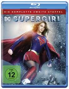 Supergirl Staffel 2 (Blu-ray), 4 Blu-ray Discs