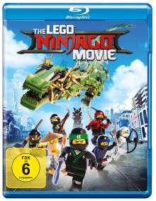 The Lego Ninjago Movie (Blu-ray), Blu-ray Disc