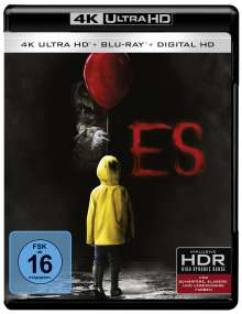 Es (2017) (Ultra HD Blu-ray & Blu-ray), Ultra HD Blu-ray