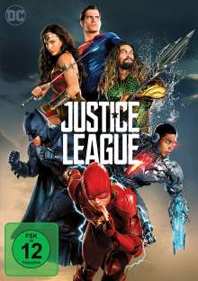 Justice League, DVD